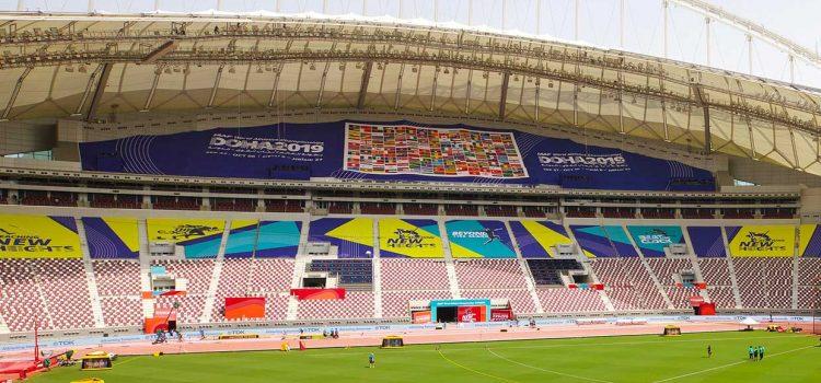 IAAF World Athletics Championships Doha 2019