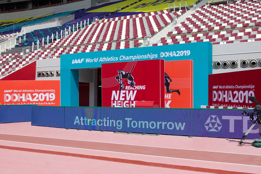 IAAF World Athletics Championships Doha 2019