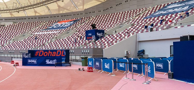IAAF Diamond League 2019